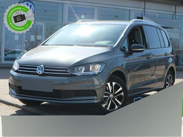Volkswagen Touran - 1.5 TSI DSG IQ.DRIVE GARANTIE+AHK+NAVI+BL