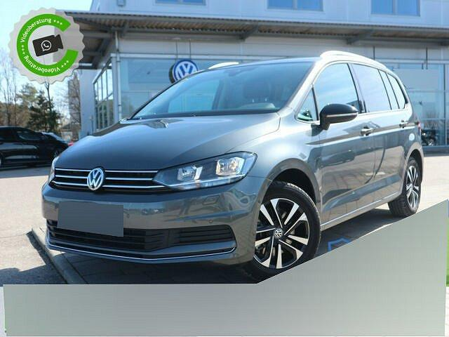 Volkswagen Touran - 1.5 TSI IQ.DRIVE GARANTIE+NAVI+BLUETOOTH+
