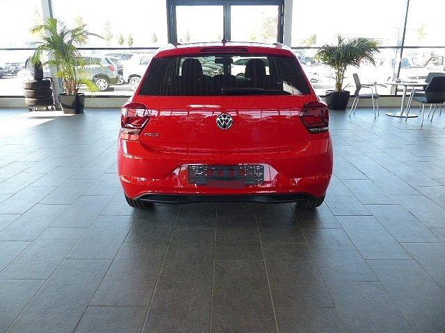 Volkswagen Polo - 1.0TSI ACC PDC v+h Winter SOFORT Navifunktion über AppConnect Alu Climatic