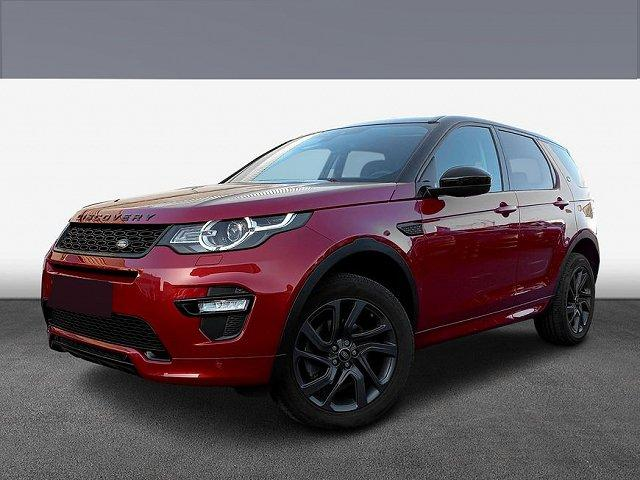 Land Rover Discovery Sport - TD4 Aut. SE