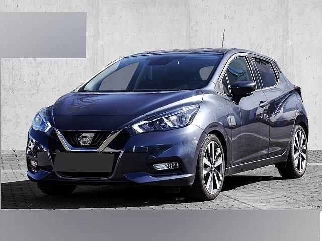 Nissan Micra - N-Connecta 0.9 IG-T Navi Keyless Rückfahrkam. LED-Tagfahrlicht Multif.Lenkrad