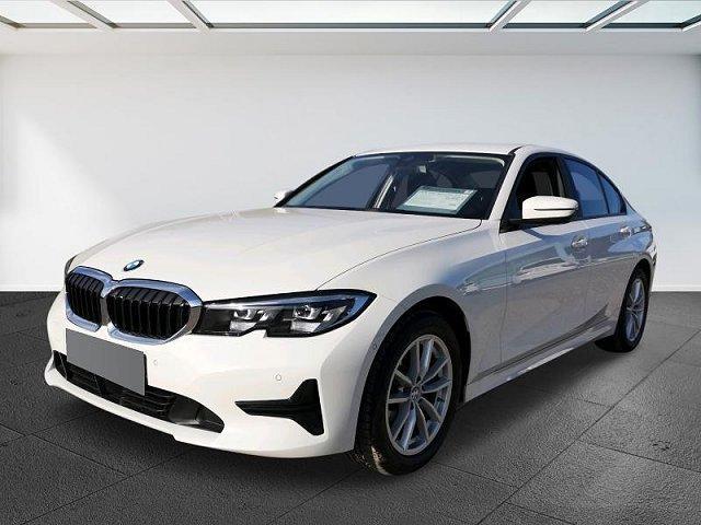 BMW 3er - 318d Advantage Aut Live Cockpit Plus Aktive Geschw. Parking Assistant