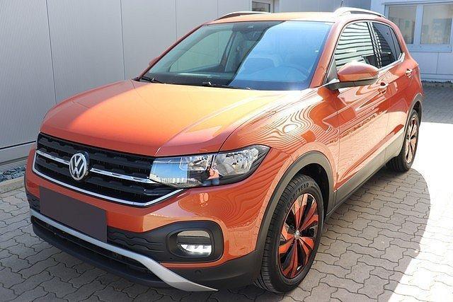 Volkswagen T-Cross - 1.6 TDI DSG Life Navi,LM17,ACC,Active Info