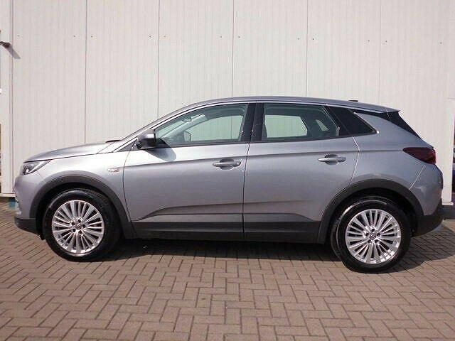 Opel Grandland X - 1.2 Innovation+Navi+Kamera+Alu-18+AT