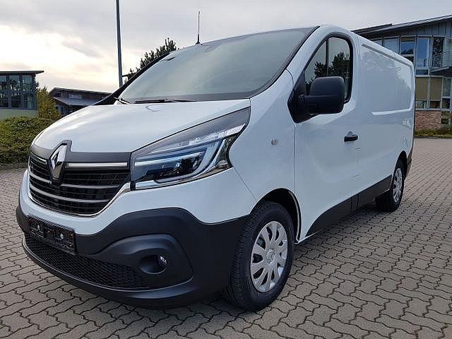 Renault Trafic - Kastenwagen L2H1 Navi/LED/AHK/Kamera/GJR/Klima ...