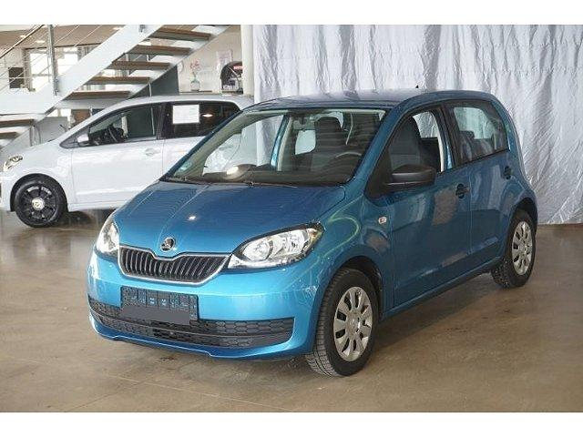 Skoda Citigo - COOL EDITION 1.0* Klima 5-Türen ZVm.Fb