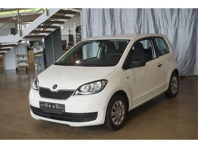 Skoda Citigo - COOL EDITION 1.0* Klima SHZ ZVm.Fb ESP