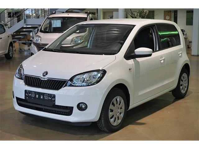 Skoda Citigo - Ambition 1.0*Klima SHZ ZVm.Fb AUX+CD MFA