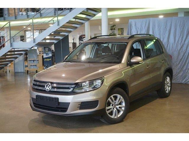 Volkswagen Tiguan - TrendFun 1.4TSI BMT AHK Klimaaut SHZ PDC