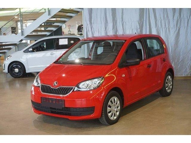 Skoda Citigo - COOL EDITION 1.0* Klima DAB-Radio+CD+AUX