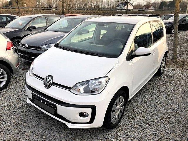 Volkswagen up! - move 1.0 Klima SHZ BT-Freisprech maps more