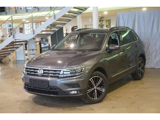 Volkswagen Tiguan - Comfortline 4Mot 2.0TDI*DSG LED Navi AHK