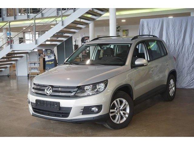 Volkswagen Tiguan - Trend Fun 2.0TDI* Tempomat PDCv+h AHK