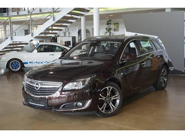 Opel Insignia - ST Innovation 4x4 2.0CDTI Autom Navi SHZ