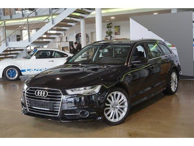 Audi A6 Avant - 2.0TDI S-tronic S line LED Navi ACC AHK