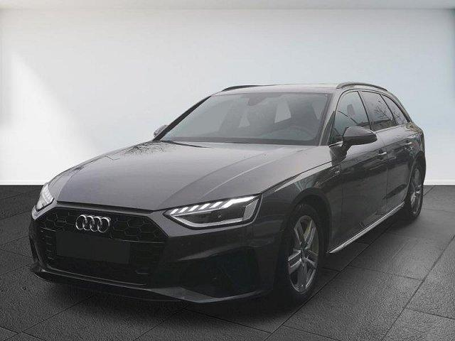 Audi A4 Avant - S line 45 TFSI quattro 195