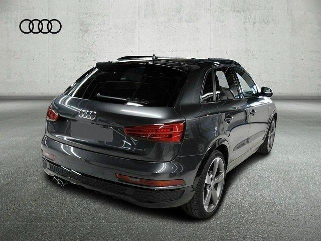 Audi Q3 2.0 TDI Q S tronic Sport 2x line Xenon Navi 2