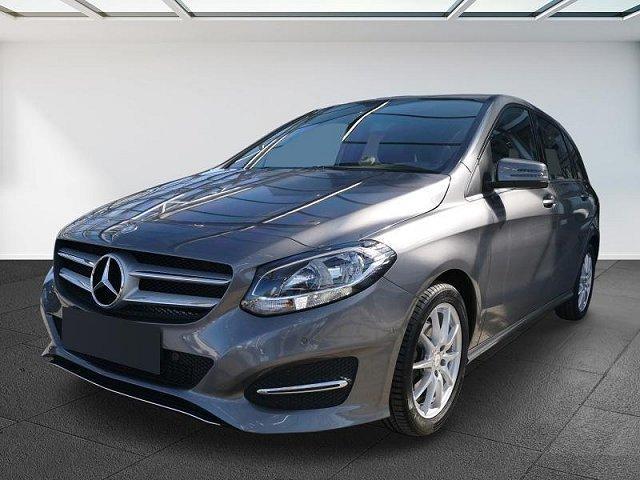 Mercedes-Benz B-Klasse - B 180 Urban 7G-Tronic NAVI SHZ Licht- und Sichtpaket