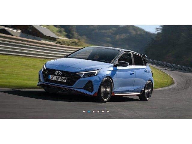 Hyundai i20 - N Performance 1.6 T-GDi NAVI ASSISTENZ+KLIMAAUTO+KAERMA+SHZ+PDC+UVM+