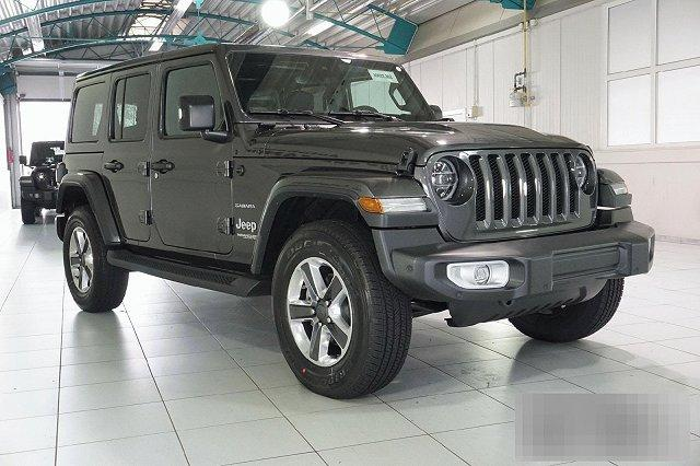 Jeep Wrangler - JL 2,0 T-GDI UNLIMITED 4WD SAHARA MJ 2021