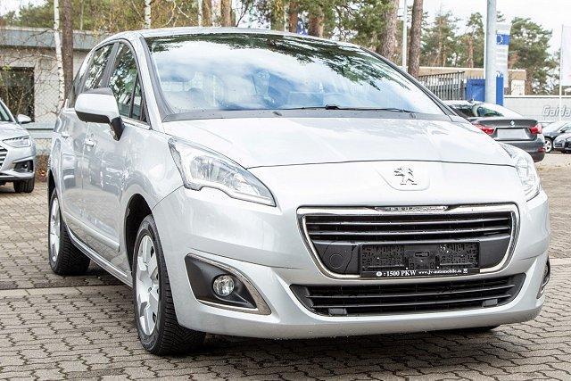 Peugeot 5008 - ACTIVE 1.6 120VTi *+7SITZE+KLIMAAUTO+NAVI!*