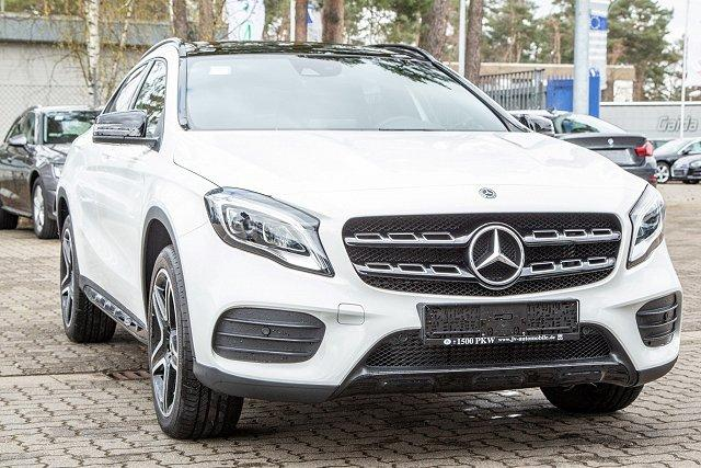 Mercedes-Benz GLA - 220 *4-MATIC*DCT*AMG-LINE*PANO/LED/AHK/STHZ