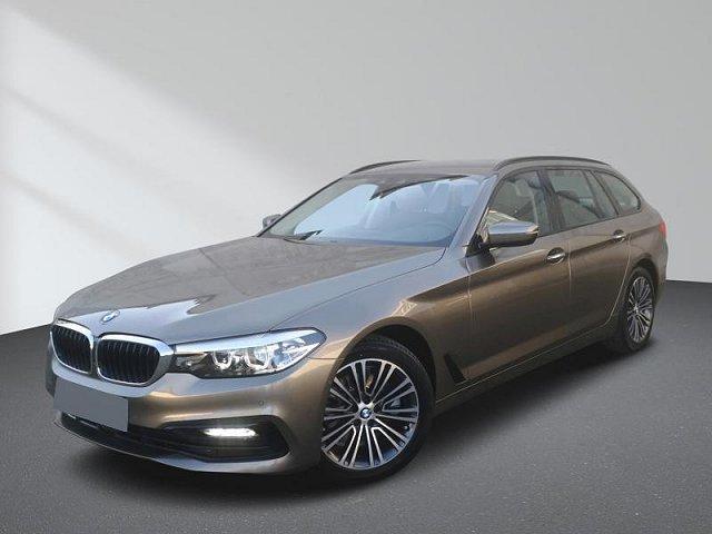 BMW 5er Touring - 520i Sport Line Navi Business Klimaaut.
