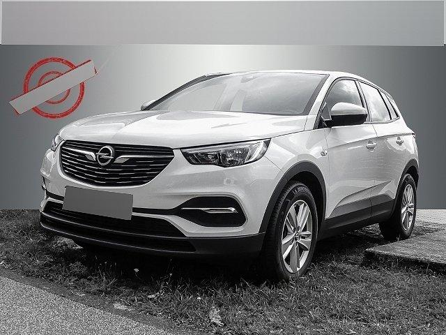 Opel Grandland X - Edition 1.2AT+ Navi+AHK+PDC+