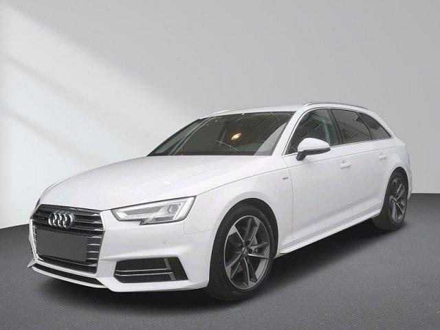 Audi A4 Avant - 3.0 TDI Quattro S-Line/LED/Navi/Assist/uvm.