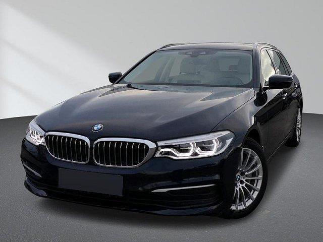 BMW 5er Touring - 530i TOP ZUSTAND! Aut. AHK, Head-Up