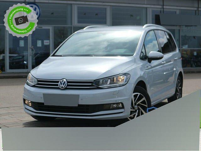 Volkswagen Touran - 2.0 TDI DSG JOIN 7-SITZER NAVI+AHK+BLUETO