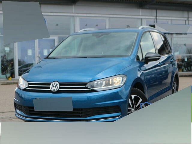 Volkswagen Touran - 1.5 TSI DSG IQ.DRIVE NAVI+7-SITZER+GARANT