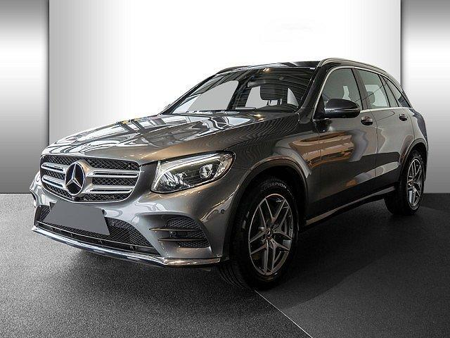 Mercedes-Benz GLC - 350 d 4M AMG Line NAVI LED 1,99 EFF* EU6