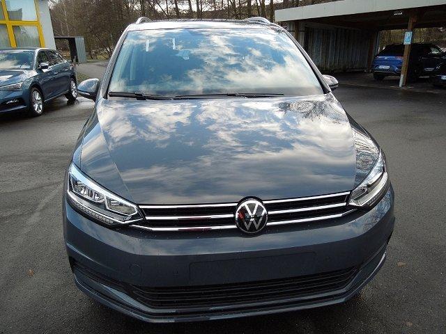 Volkswagen Touran - 1.5TSI Edition LED Navi ErgoActiv Sofort
