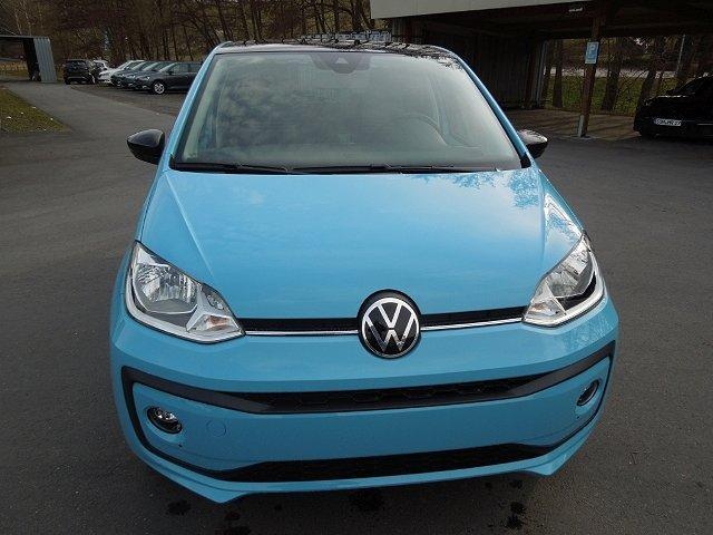 Volkswagen up! - up Black-Up Klimaautomatik Sitzheizung Sofort