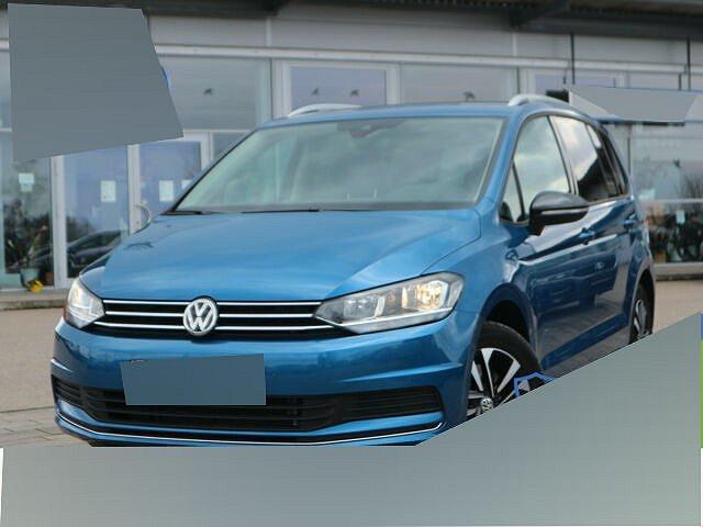 Volkswagen Touran - 1.5 TSI DSG IQ.DRIVE NAVI+AHK+7-SITZER+GA