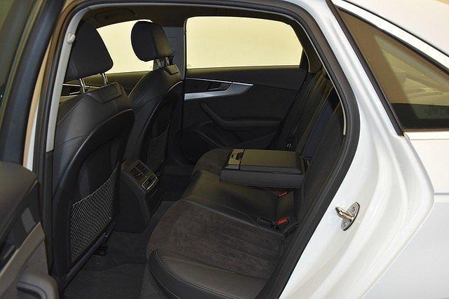 Audi A4 Limousine 2.0 TDI quattro S-tronic sport Navi/Leder