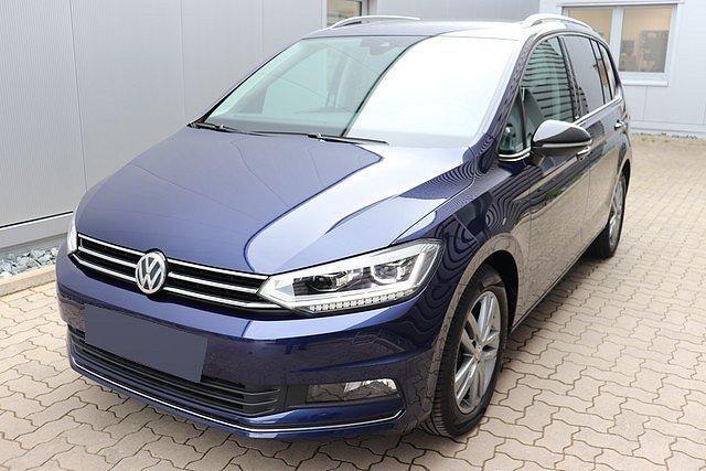 Volkswagen Touran - 2.0 TDI DSG 7.Sitzer IQ Drive Navi,Pano,AHK