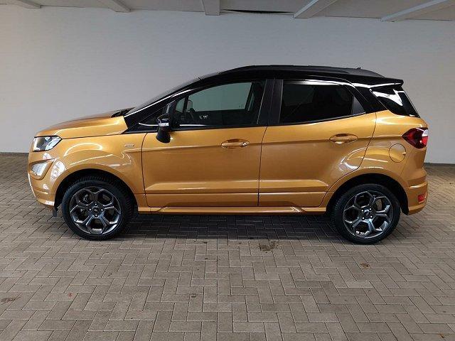 Ford EcoSport - ST-LINE NAVI / AHK TECHNIK-PAKET WINTER-PAKET
