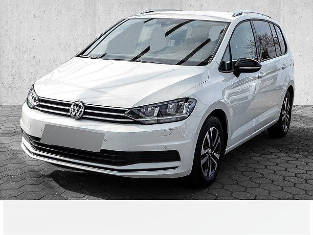 Volkswagen Touran - 2.0 TDI DSG IQ.DRIVE 7-Sitze NAVI ALU AHK ANSCHLUSSGARANTIE