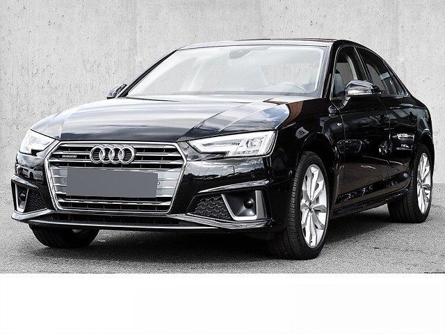 Audi A4 Limousine - 40 TDI quattro S tronic line sport AHK