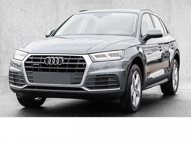 Audi Q5 - 2.0 TDI quattro S tronic basis NAVI ALU LED