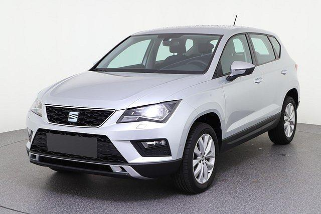 Seat Ateca - 1.4 TSI DSG Style Standhzg. Navi App-Connect