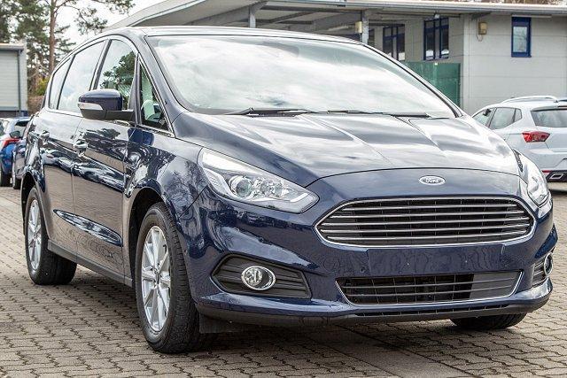 Ford S-MAX - TITANIUM 2.0TDCi*+AHK+NAVI+PARKASSIST+SHZ*