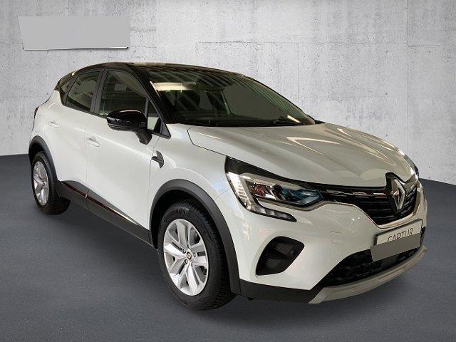 Renault Captur - BUSINESS EDITION TCe 140 EDC GPF NAVI+KAMERA+SHZ+GANZJAHRESREIFEN+UVM+