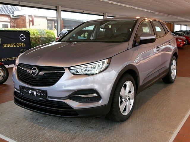 Opel Grandland X - 1.2 Turbo Edition