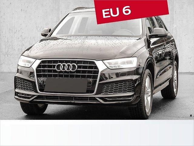Audi Q3 - 1.4 TFSI S line ALU LED