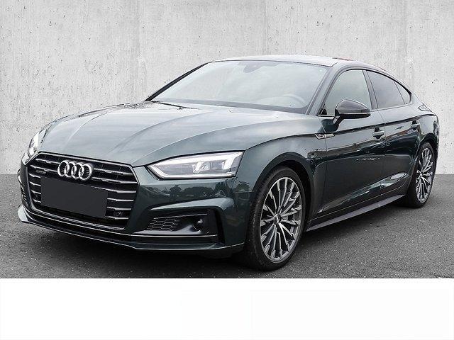Audi A5 Sportback - 2.0 TFSI quattro S tronic line Black Edition