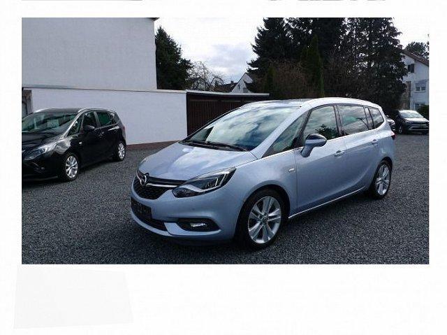 Opel Zafira - 2.0 D (CDTI) Automatik