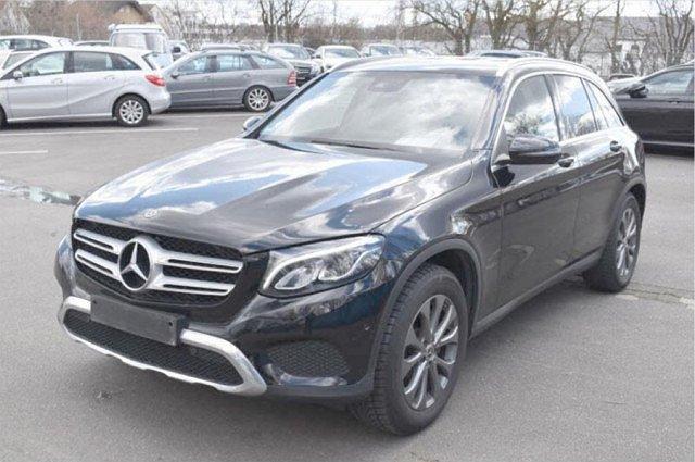 Mercedes-Benz GLC - 250 d 4M Exclusive AHK Comand LED Kamera PTS